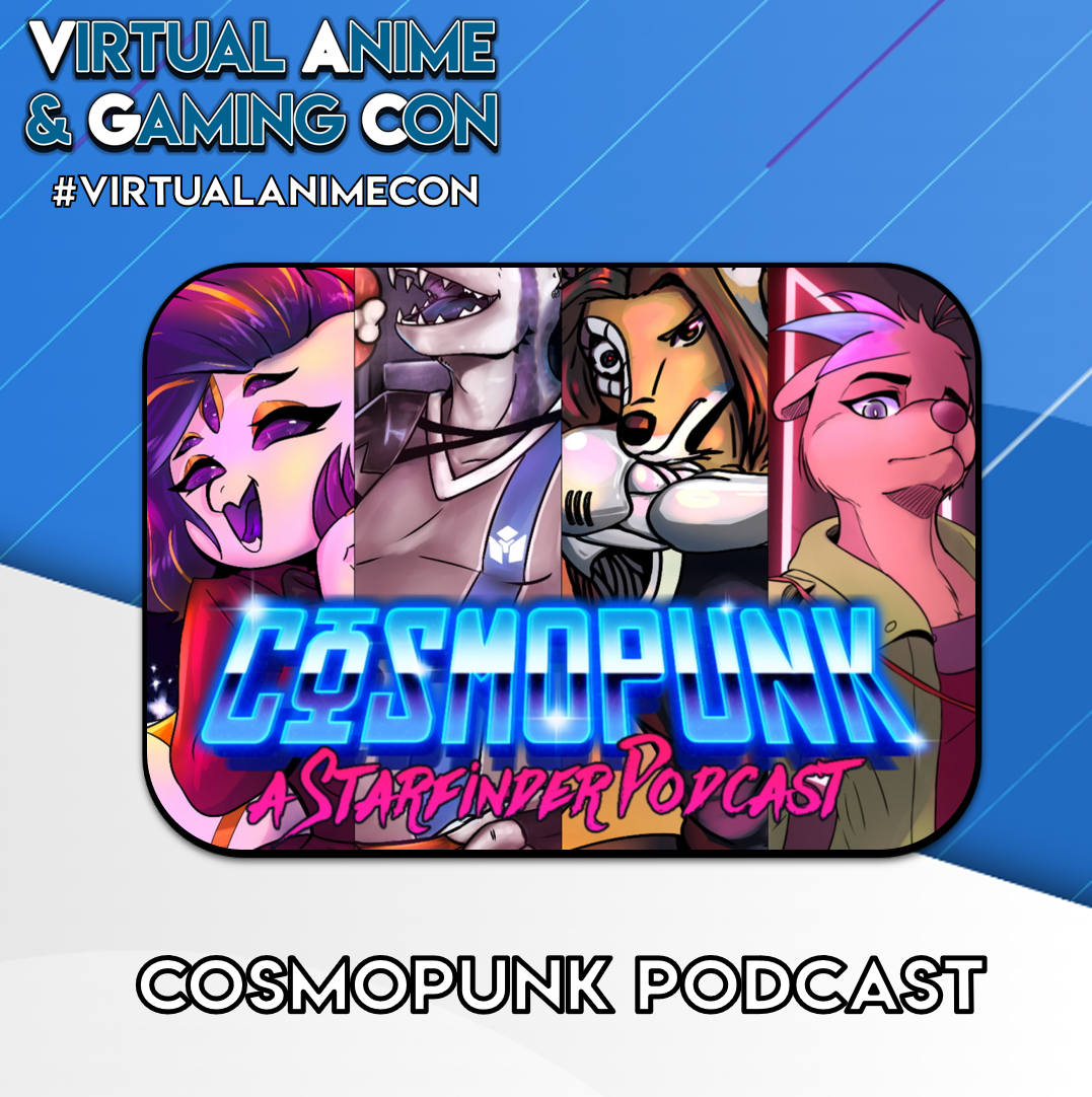 Cosmopunk Podcast